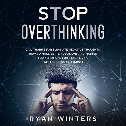 Stop Overthinking Titelbild