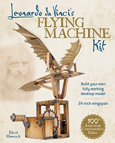 Leonardo Da Vinci\'s Flying Machine Kit