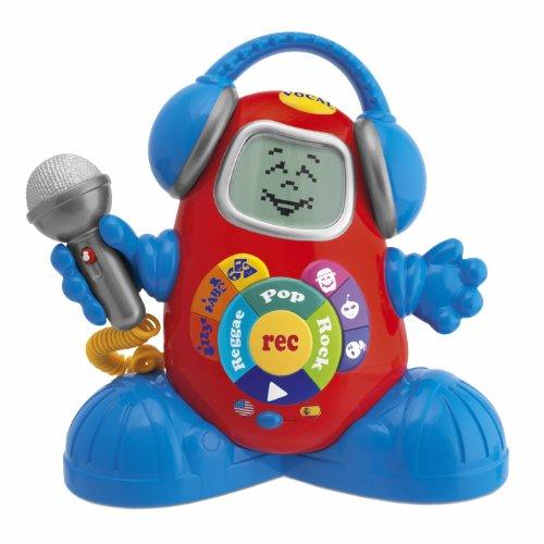 Chicco Karaoke Parlante Mister Dj, 69035