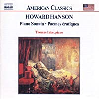 HOWARD HANSON: Piano Music