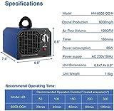 Zoom IMG-1 generatore di ozono professionale 6000