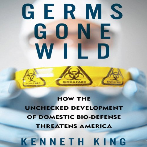Germs Gone Wild audiobook cover art
