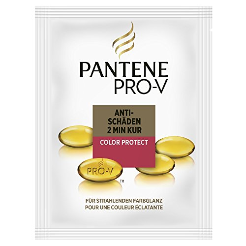 Procter & Gamble Pantene Pro-V - mascarillas para el cabello (Mujeres, Colour protection, Repair, 25 ml)