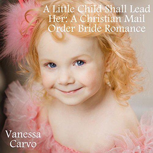 A Little Child Shall Lead Her cover art