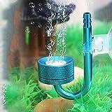 Acuario Difusor Co2 DióXido Carbono Generador DióXido Carbono Difusor Acuario Co2 Atomizador De Acuario Regulador Co2 Con Tubo De ConexióN En Forma U Para Acuarios, Accesorios Para Plantas Acuario