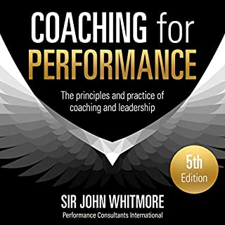 Coaching for Performance, 5th Edition audiobook cover art