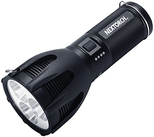Nextorch Saint Torch 3 Torcia Tattica LED...