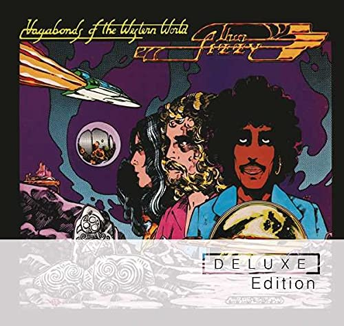 Thin Lizzy: Vagabonds of the Western World (Audio CD)