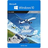 Microsoft Flight Simulator Deluxe Edition - PC [Online Game Code]