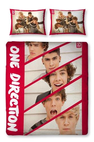 Character World One Direction Boyfriend Bettwäsche - 200 x 200 cm