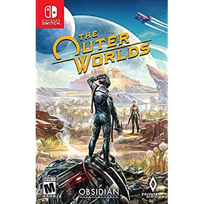 the outer worlds nintendo switch, End of 'Related searches' list