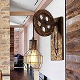Immagine 1 lampada da parete e27 vintage