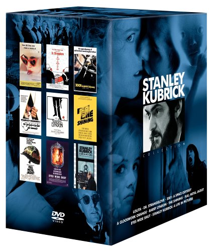 Stanley Kubrick Collection (2001: A Space Odyssey / Dr. Strangelove / A Clockwork Orange / The Shining / Lolita / Barry Lyndon / Full Metal Jacket / Eyes Wide Shut)