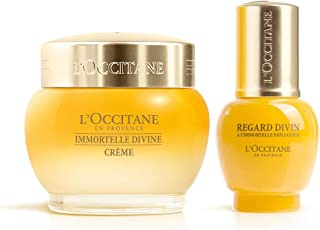 L'Occitane Immortelle Divine Eyes & Cream Duo