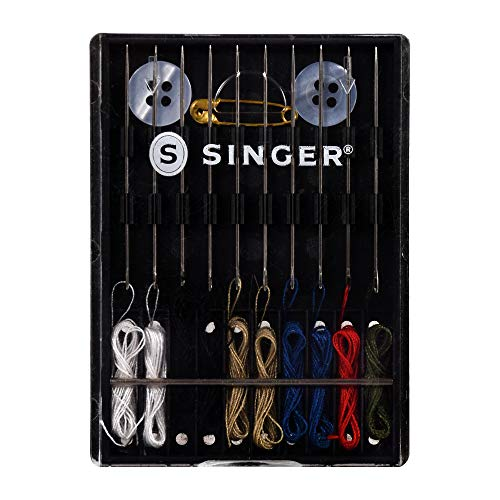 Singer Sew-Quik Threaded Hand Needle Kit