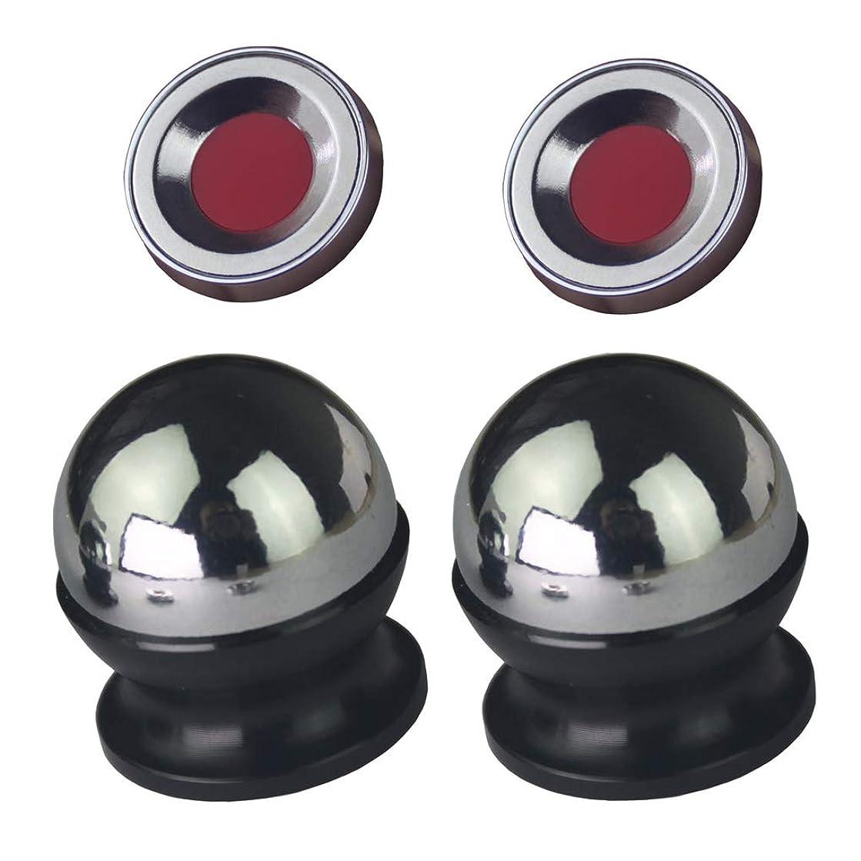 Cradle Mount Kit for Cell Mobile Phone Nochoice Magnetic Car Phone Holder (2 Magnets + 2 Balls)