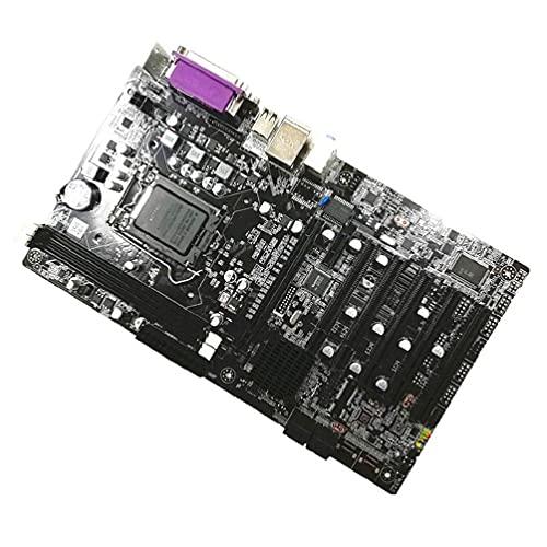 H61 DVR Motherboard LGA 1155 Socket de seguridad Monitoreo Mainboard DDR3 1066/1333 LGA 1155 placa base micro