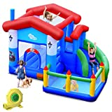 Best Bounce Houses - BOUNTECH Inflatable Bounce House, Kids Bouncer with Large Review