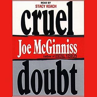 Cruel Doubt audiobook cover art