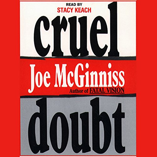 Cruel Doubt audiobook cover art