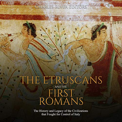 The Etruscans and the First Romans Titelbild