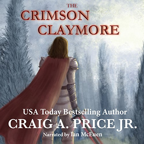 The Crimson Claymore audiobook cover art
