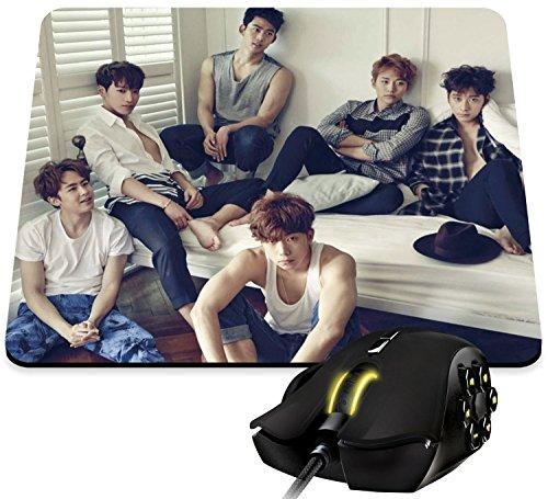 CTP-Alfombrilla De ratón, diseño De K-pop 2PM
