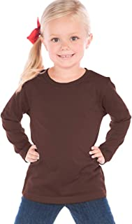 ! Toddlers Crew Neck Long Sleeve