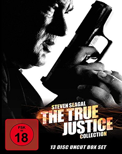 The True Justice - Box Set [Blu-ray]