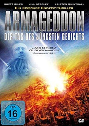 Armageddon - Der Tag des jüngsten Gerichts [Alemania] [DVD]