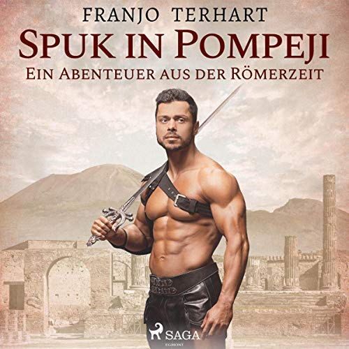 Spuk in Pompeji Titelbild