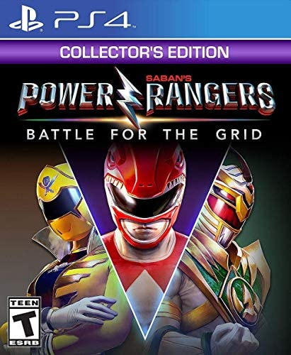 Power Rangers Battle for the Grid Collector s Edition PS4 PlayStation 4 product image
