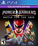 Power Rangers: Battle for the Grid Collector's Edition (PS4) - PlayStation 4
