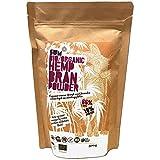 Organic Hemp Bran Powder - High Fibre - High Protein - Raw - Vegan - Gluten Free - 500g by Sustainable Ultrafood Manufacturer