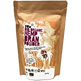 Plant Based Organic Hemp Bran Powder - High Fibre - High Protein