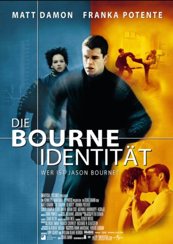 Die Bourne Identität [dt./OV]