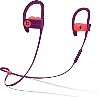 Beats Powerbeats3 - Auriculares inalámbricos Pop Violet Pop Collection MREW2LL/A (renovados)