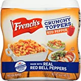 French's Red Pepper Crunchy Toppers, 5 oz...