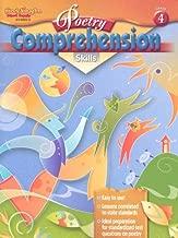 Poetry Comprehension Skills: Reproducible Grade 4