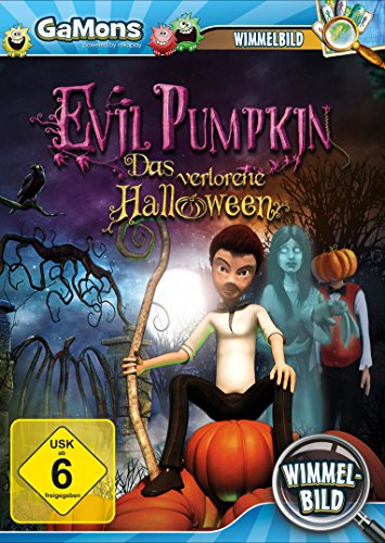 GaMons - Evil Pumpkin: Das verlorene Halloween (PC)