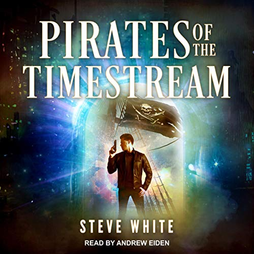Pirates of the Timestream cover art