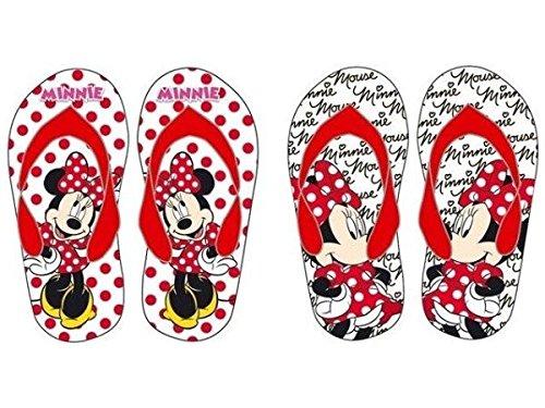 Sandalen voor kinderen, motief Minnie, maat 26-34, 2 verschillende kleuren om uit te kiezen 1