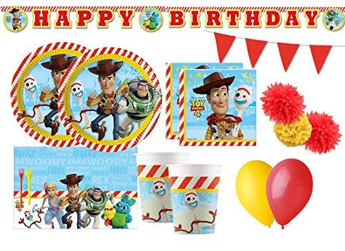 20 Tovaglioli di carta 33x33 cm Toy Story