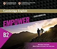 Cambridge English Empower Upper Intermediate Class Audio CDs (3)