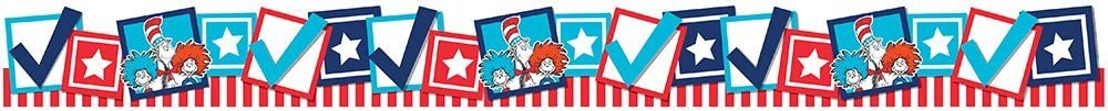 Eureka Dr. Seuss 'Cat in The Bulletin Hat' High order T Board President Max 61% OFF for