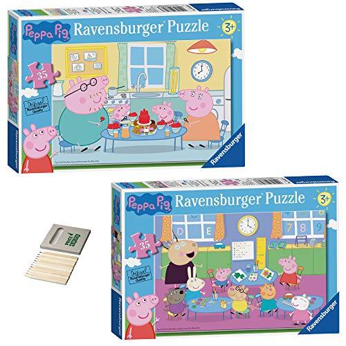 Price Toys Peppa Pig Juegos Puzzles | Árbol Familia