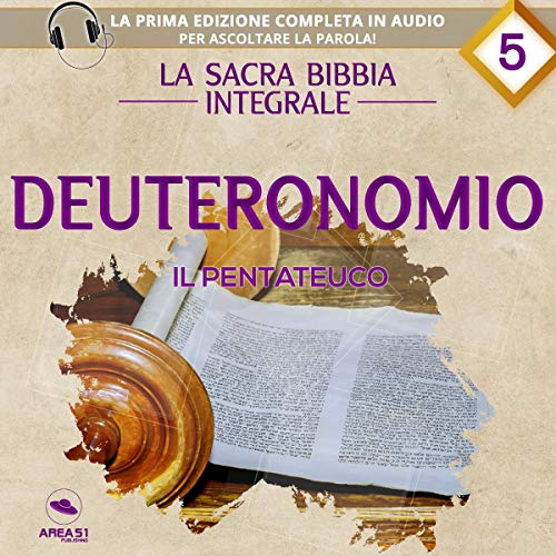 Deuteronomio copertina