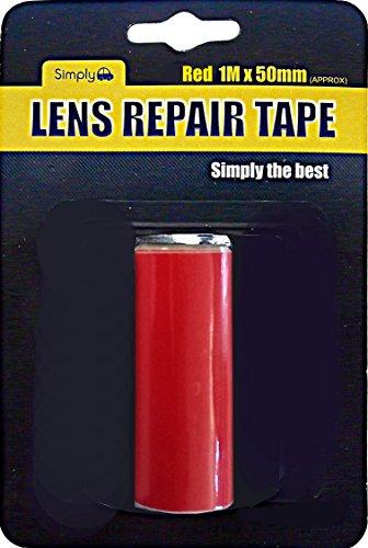 Simply 2253 Objektiv Reparaturband, rot