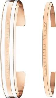 Daniel Wellington Unisex Classic Bracelet Gift Set, Rose Gold