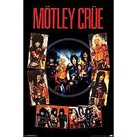 MOTLEY CRUE モトリークルー (結成40周年) - Shout at the Devil/ポスター 【公式/オフィシャル】
